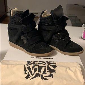Isabel Marant's 'Bekett' sneakers